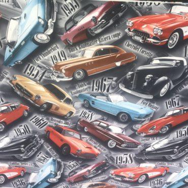 Retro cars 004