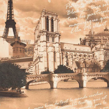 Ткань Paris (Париж) 009 beige