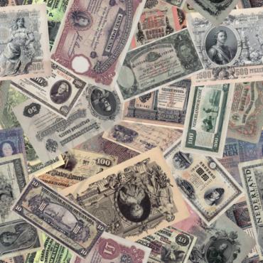 Money Multicolor